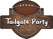 Home Tailgate Party