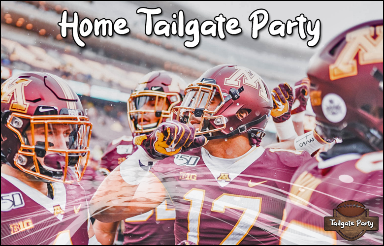 Home Tailgate Party 2021
